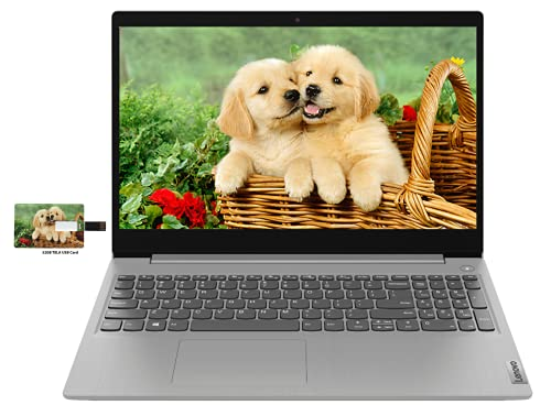 Newest Lenovo IdeaPad 3 15 Business Laptop,...