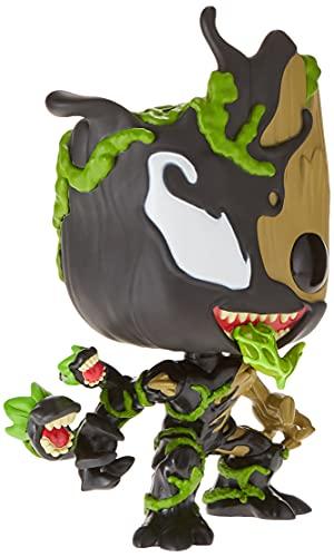 """Funko - Pop! Marvel: Max Venom - 10"""" Groot Figura Coleccionable, Multicolor (46866)"""