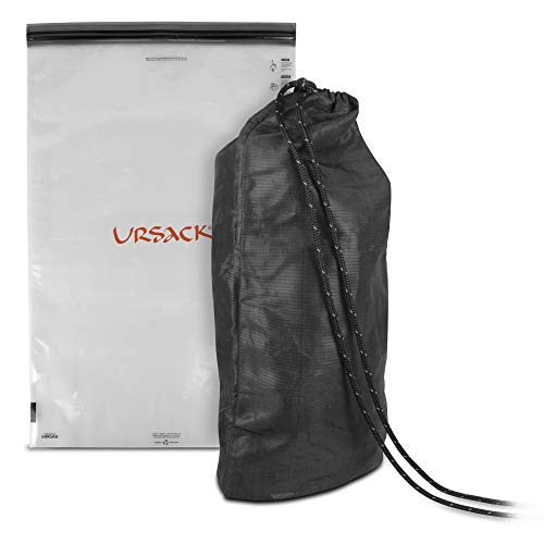 Ursack Major XL Bear Backpack Bundle with OPSAK Odor Barrier Bag