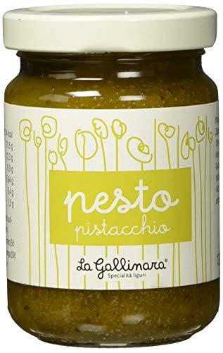 La Gallinara Pesto di pistacchio, Pistazienpesto, 130 g