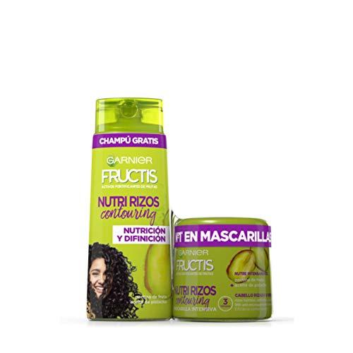 Fructis Mascarilla Fructis Hidra Rizos 300Ml 300 ml