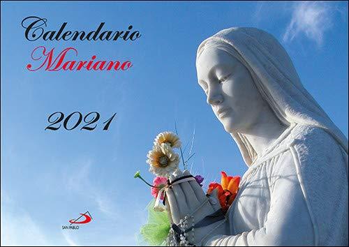 Calendario de pared mariano 2021 (Calendarios y Agendas)