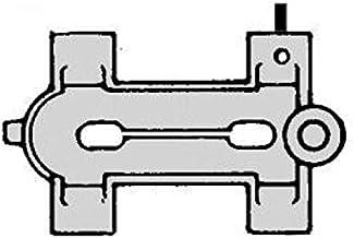 Ulmia 094 Geleidingsschuif (glasvezelversterkte kunststof; diepe precisiesleuven; schone, nauwkeurige geleiding; gelijmde ...