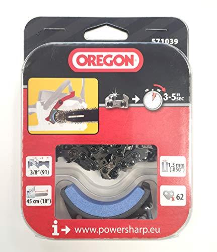 Bota de seguridad de goma protectora yukon motosierra Oregon 295385//45