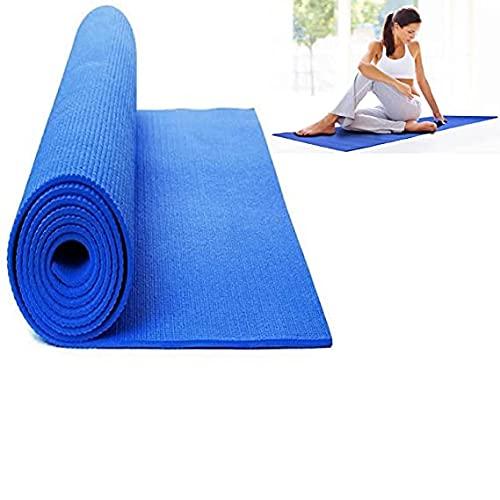 SRI JI®Exercise & Yoga Mat for Women and Men, High Density, Anti-Slip/Skid/Split Yoga Mat for Home, Outdoor, Gym Workout and...
