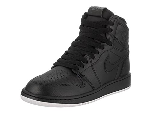 Nike Air Jordan 1 Retro High Og Bg (575441 002) Schwarz (37.5)