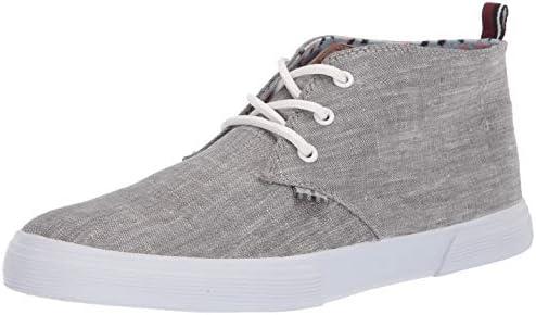 Ben Sherman Men s Bradford Chukka Sneaker Dark Grey 9 5 M US product image