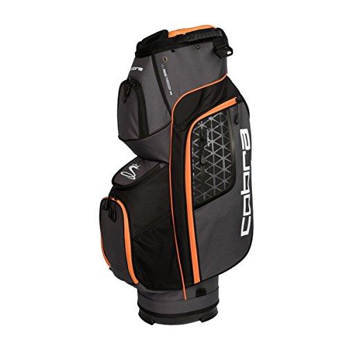 Cobra Golf 2017 Ultralight Stand Grey/Org (Dark Shadow/Vibrant Orange)