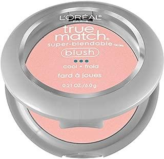 L'Oréal Paris True Match Super-Blendable Blush, Baby Blossom, 0.21 oz, 1 Count