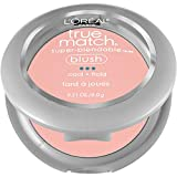 L'Oreal Paris True Match Super-Blendable Blush, Baby Blossom, 0.21 oz, 1 Count