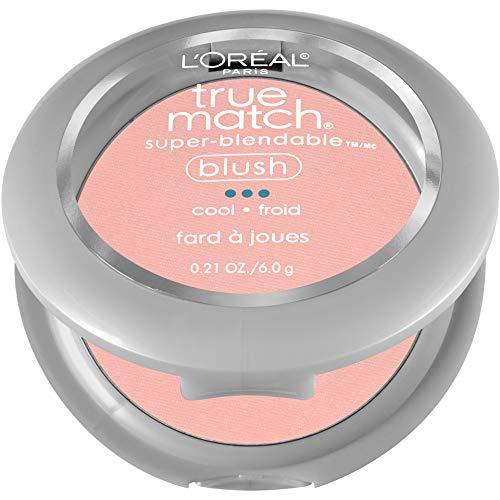 L'Oreal Paris True Match Super-Blendable Blush, Baby Blossom, 0.21 oz, 1 Count