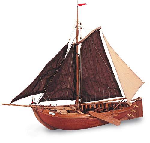 Artesanía Latina 22120. Maqueta de Barco en Madera Pesquero Botter 1/35