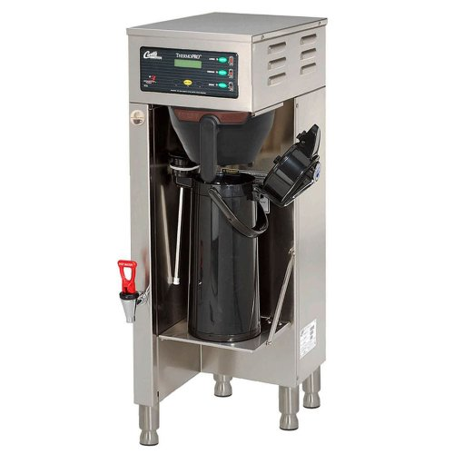 Check Out This Wilbur Curtis G3 Single 1.5 Gal. Coffee Brewer with Shelf & Server TP15S10A1500 220v