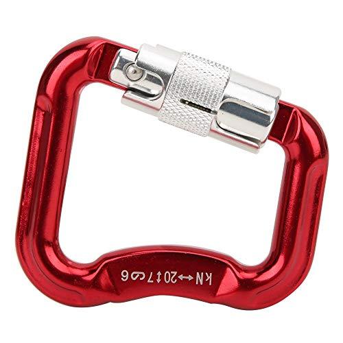 BLLBOO -karabiner gleitschirm-Fallschirmclip-Haken - KN-20-7-6 Outdoor Karabiner Schlüsselanhänger Clip Schlüsselring Karabinerhaken Automatische Schnalle für Fallschirmspringen(Gleitschirm)