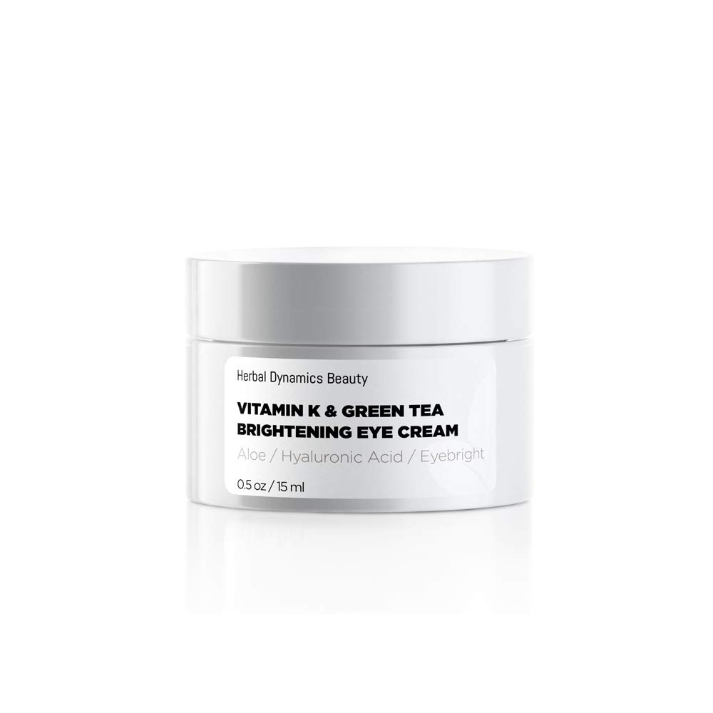 Beauty Brightening Undereye Puffiness Hyaluronic