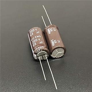 50pcs 6.8uF 50V Nichicon KL 5X11mm 50V6.8uF Electrolytic Capacitor