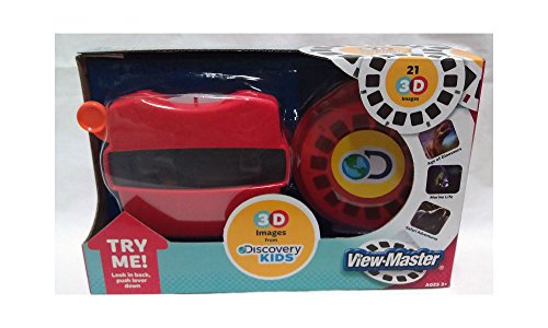 VIEW-MASTER VIEWMASTER 21 3D images DISCOVERY KIDS Dinosaurs marine safari NEW by Unbranded
