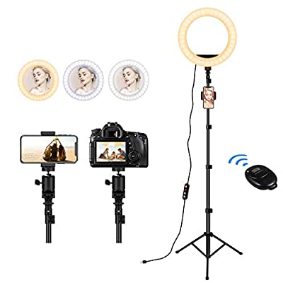 Light with Stand and Phone Holder 30 Dimmable