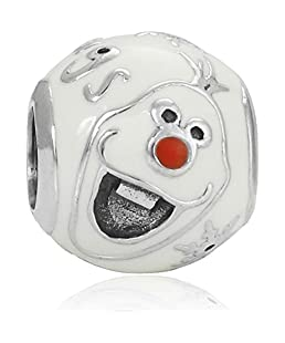 Générique Charm Disney Olaf - idée Cadeau Noel - Cadeau Original - Personnalisé -