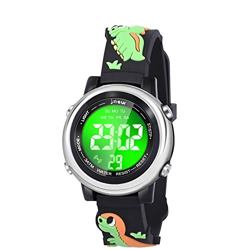 Viposoon Watches for Kids, Kid Watches for Boys Toys for 3 4 5 6 7 8 9 10 Year Old Boy Dinosaurs Toys for Boys Age 3-11 Birthday Presents Gifts for 3-11 Year Old Boys