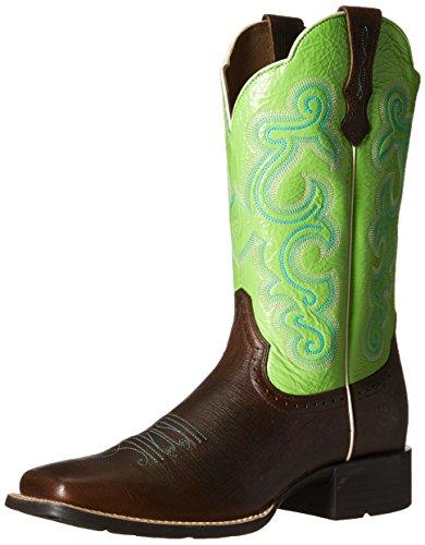 Ariat Chestnut Boots - 8