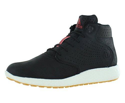 Adidas D Rose Lakeshore Boost Zapatos para Hombre del Baloncesto Tamaã±o 8, Ancho Regular, Color Neg
