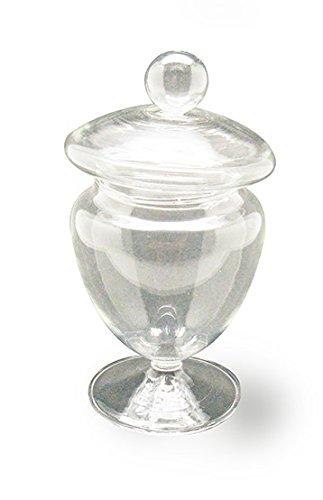 Generique - Mini Bonbonnière confiseur sur Pied 12 cm