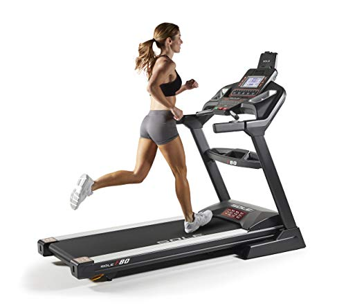 Sole Fitness F80 Folding Treadmill
