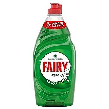 Fairy Original Washing Up Liquid  530ml  - Pack of 2