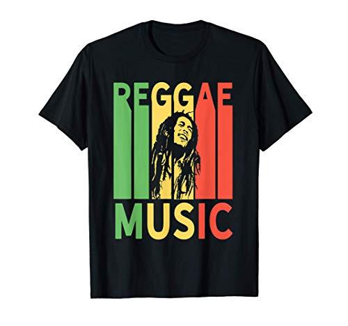 Marley Regalo hermosa camiseta bob Camiseta