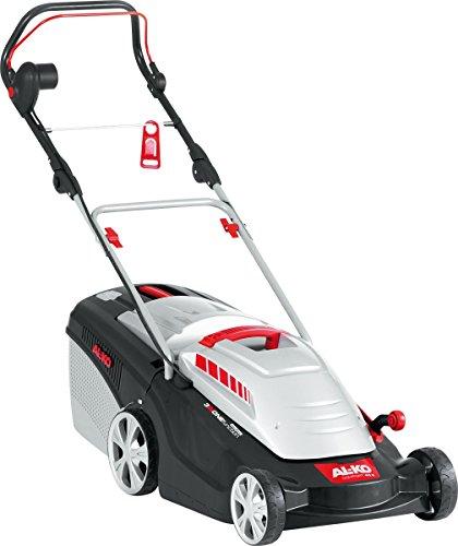 AL-KO Elektro-Rasenmäher Comfort 40E (40 cm Schnittbreite, 1.400 W Motorleistung, Schnitthöhe 6-Fach verstellbar, inkl. 43 l Fangkorb mit Füllstandsanzeige, für Rasenflächen bis 600 m²)