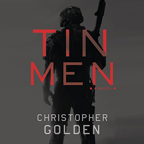 Tin Men audiobook cover art