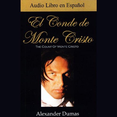 El Conde de Monte Cristo audiobook cover art
