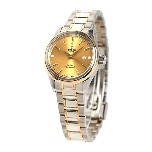 [チュードル]TUDOR 腕時計 チューダー スタイル 28MM ゴールド 12103 レディース [並行輸入品]