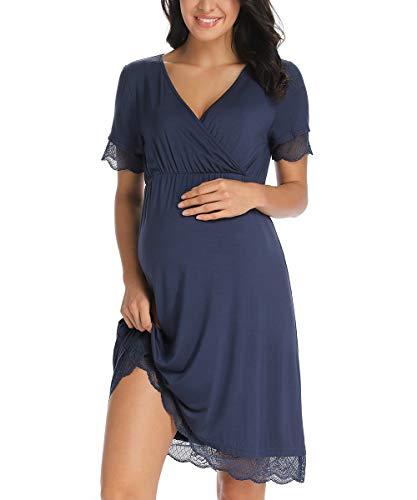 Ritera Maternity Nursing Pajamas