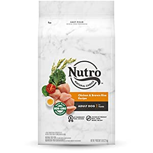 NUTRO NATURAL CHOICE Natural Adult Dry Dog Food, Chicken (Packaging may Vary refer images)