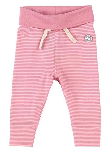 SIGIKID Baby Newborn - Mädchen und Jungen Strampelhose aus Bio-Baumwolle mit elastischem Umschlagbund, Größe 050 - 068