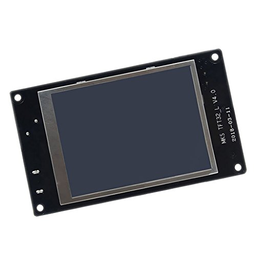 PETSOLA 3D Printer Parts 3.2-inch Full-color Touch Screen MKS TFT32 V4.0 Display