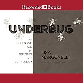 Underbug audiobook cover art