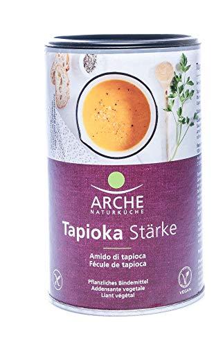 Almidon De Tapioca Sin Gluten Orgánico Pure Almidón 200g Arche | Almidón De Yuca Sin Gluten Orgánico - Almidón De Mandioca Sin Gluten Bio