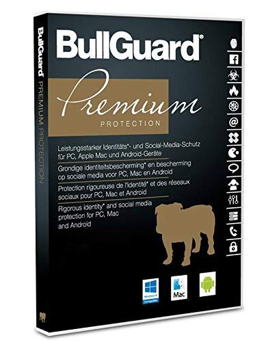Bullguard Premium Protection 2020 - 10 User / 1 Jahr - Download-Version