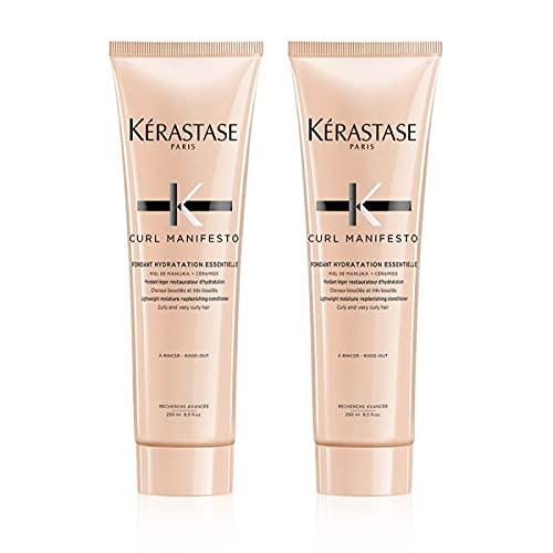 Kerastase Double Curl Manifesto Fondant - Acondicionador de hidratación (250 ml)