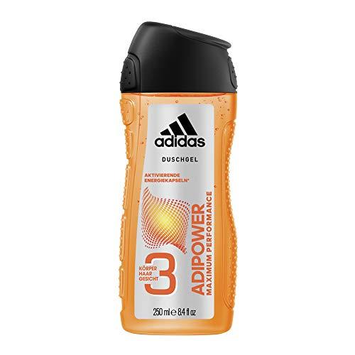 adidas adipower für Männer 3in1 Duschgel 250ml