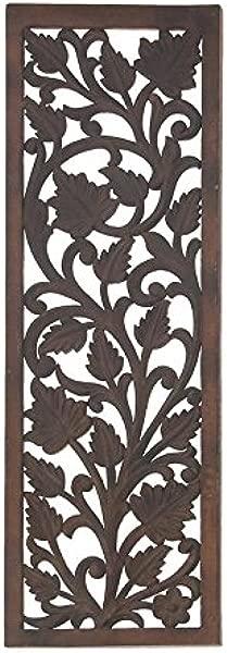 Deco 79 96077 Wood Wall Panel 12 X 36