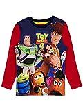Disney Camiseta de Manga Larga para niños Toy Story Multicolor 4-5 Años