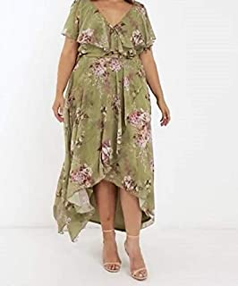 aSOS Special Occasion Layered Dress For Women