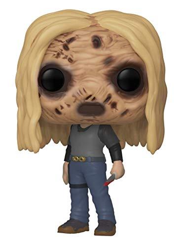 Funko- Pop Figura in Vinile TV: Walking Dead-Alpha w/Mask The Collezione, Multicolore, 43535
