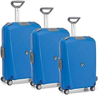 Roncato Light Luggage Trolley Bags, 3Pcs, Light Blue - 50071118