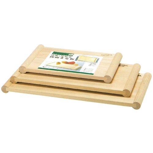 小柳産業 清潔・浮かせ両面まな板 (国産ひのき材) 大 10058
