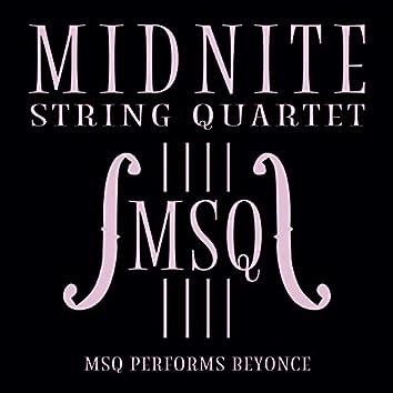 MSQ Performs Beyoncé